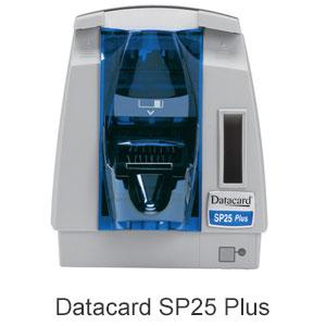 Datacard Kartendrucker SP25