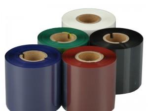 Farbbänder für Etikettendrucker