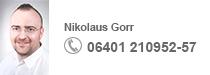 Nikolaus Gorr - Etikettensysteme - 0641 94460 193