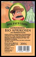 Bedruckte Etiketten - Flaschenetikettierung