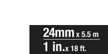 Breite 24 mm