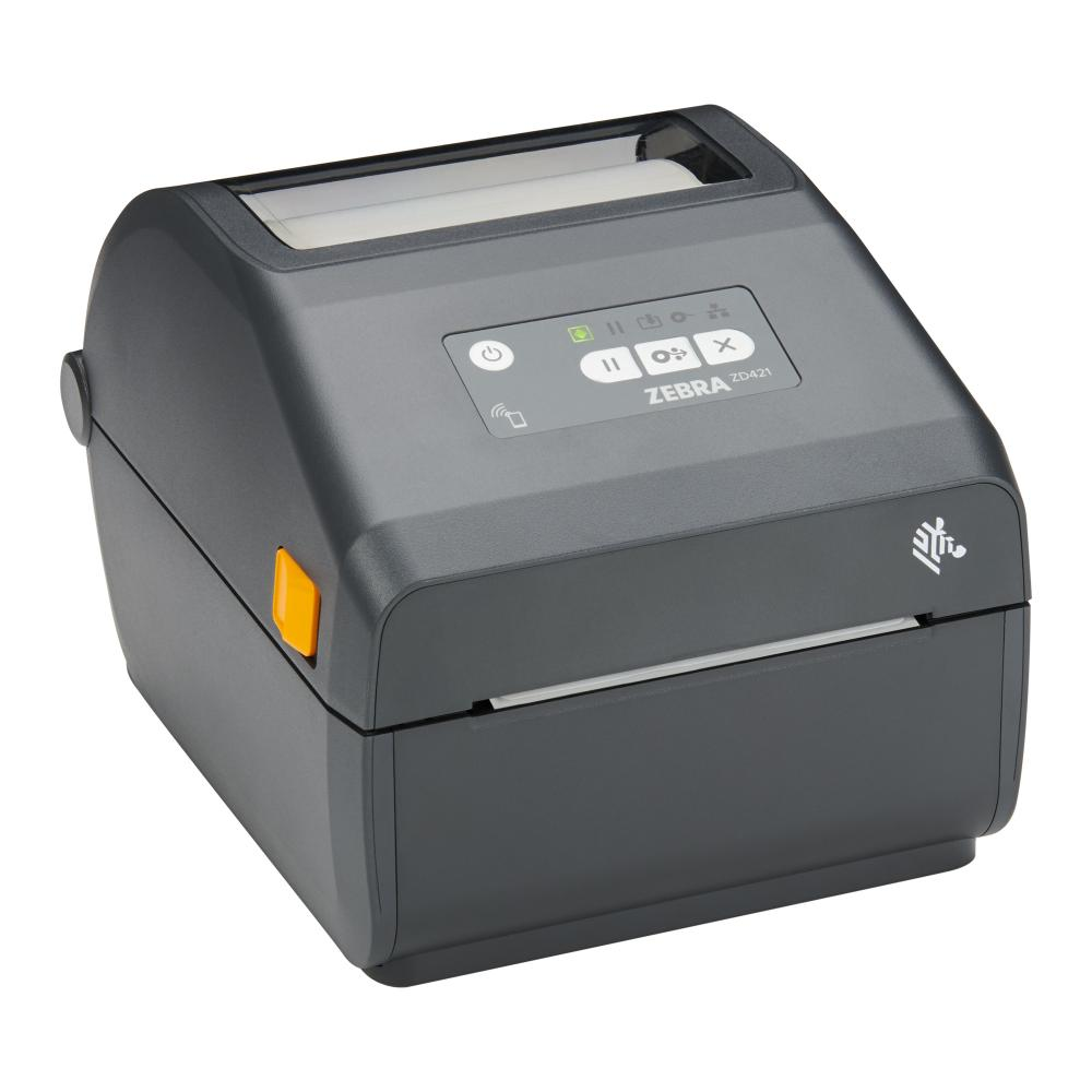 Zebra ZD421d 203dpi, USB, Ethernet, BTLE5, USB-Host