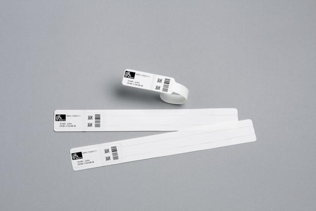 HC100-Armband Soft Infant, mit Klebeverschluss, Größe 19 x 195 mm