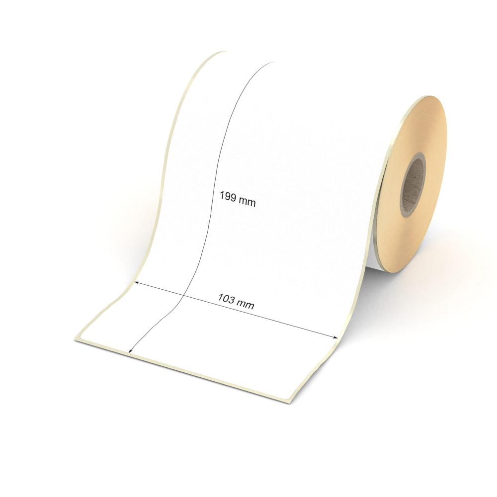 Versandetikett 103x199mm - DHL kompatibel zu Common Label 910-300-610