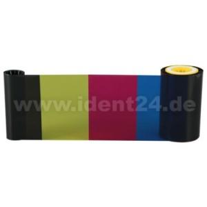 Edisecure Farbband 4-Zonen YMCK für XID 8100