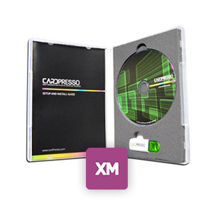 Software CardPresso XM