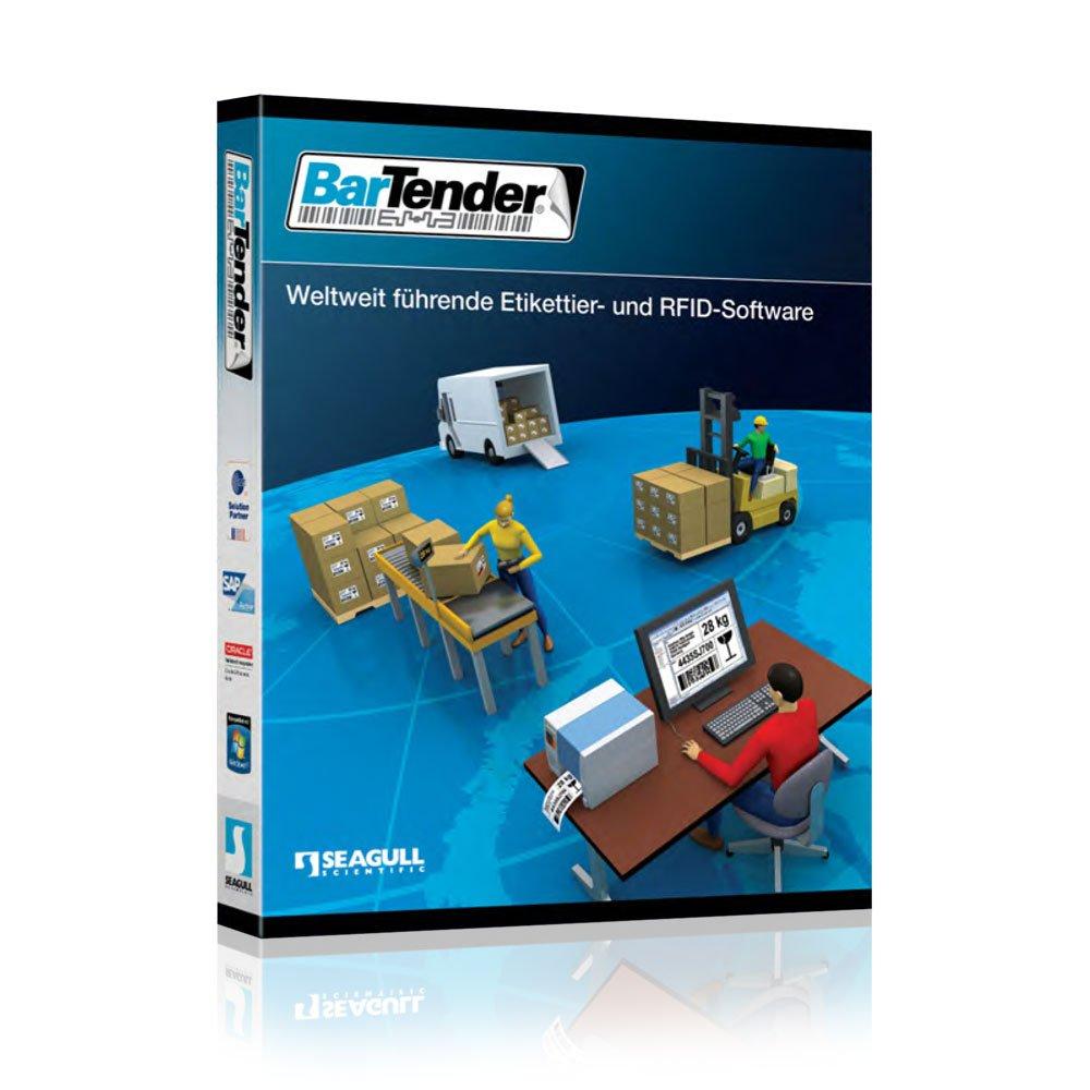 Seagull BarTender Automation für bis zu 10 Drucker und unbegrenzte User