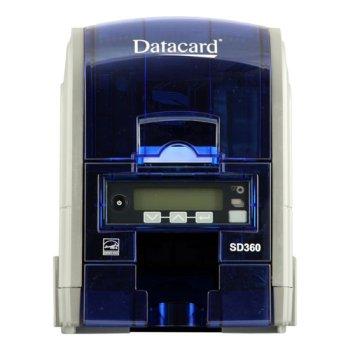 Datacard SD360 Duplex