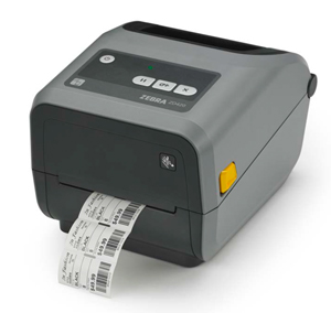 Zebra ZD420c Thermotransferdrucker für Farbbandkassetten (Cartridge-Drucker) 300dpi, Ethernet 10/100, USB, Bluetooth Low Energy, USB-Host