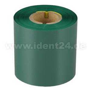 Farbband Harz, 60mm x 300m, grün - Inkside out  preis-günstig kaufen