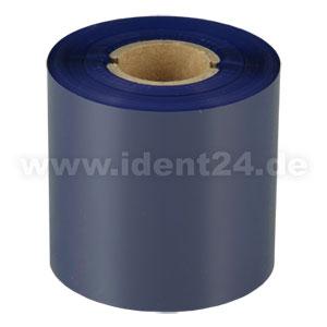 Farbband Harz, 60mm x 300m, blau - Inkside out  preis-günstig kaufen