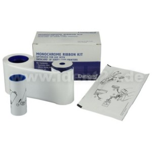 Monochrom Farbband - weiß  preis-günstig kaufen
