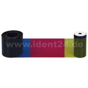 4-Zonen Farbband YMCK  preis-günstig kaufen