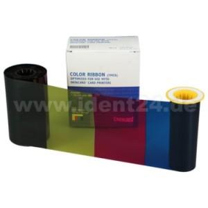 Datacard Farbband 4-Zonen YMCK  preis-günstig kaufen