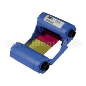 Zebra Farbband 5-Zonen YMCKO - ECO Cartridge  preis-günstig kaufen