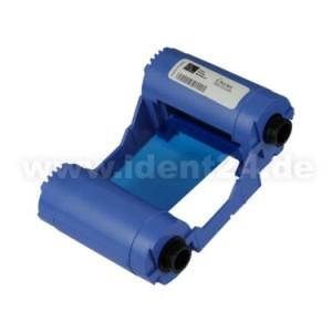 Zebra Farbband monochrom blau - ECO Cartridge  preis-günstig kaufen