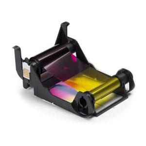 Zebra Farbband 5-Zonen YMCKO ZXP1  preis-günstig kaufen