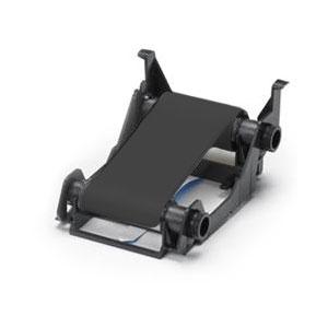 Zebra Farbband schwarz ZXP1  preis-günstig kaufen