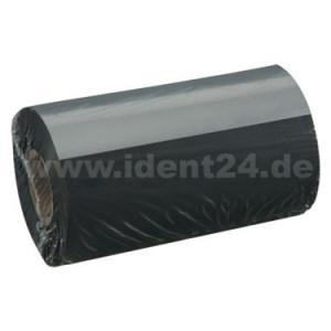 Farbband Harz, 110mm x 300m, schwarz - Inkside out preis-günstig kaufen
