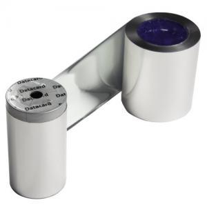 Datacard Farbband silber metallic preis-günstig kaufen