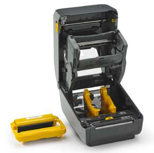 Zebra ZD420c Thermotransferdrucker für Farbbandkassetten (Cartridge-Drucker) preis-günstig kaufen